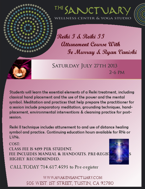 Aromatherapy, Click Here To Register