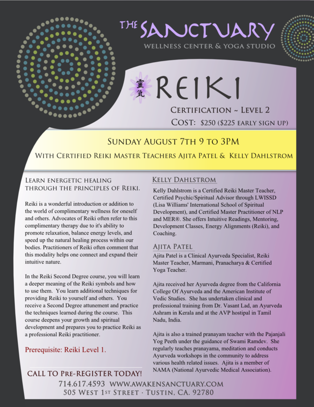 Image Result For Reiki Certification Classes
