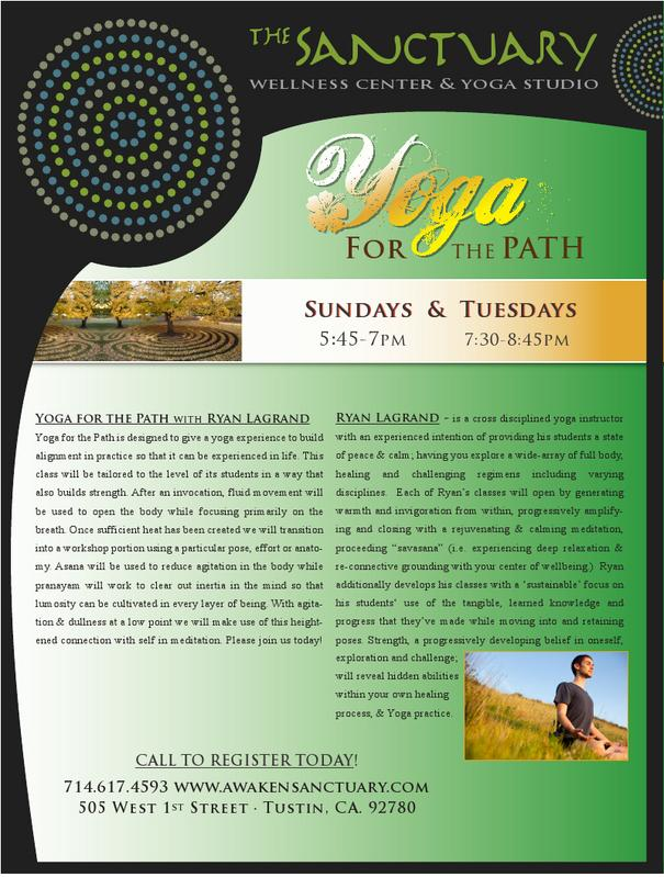 Yoga For The Path