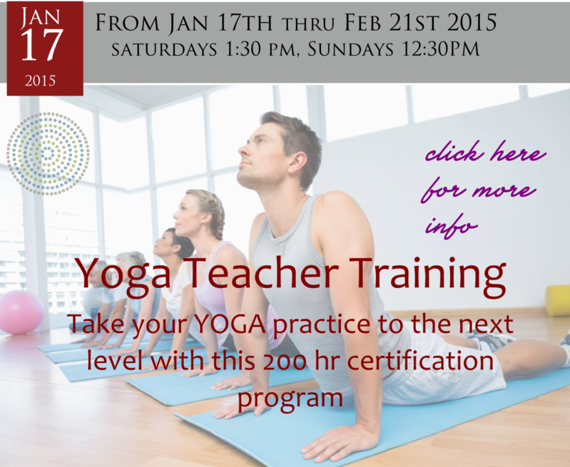 200 Hour Yoga Certification
